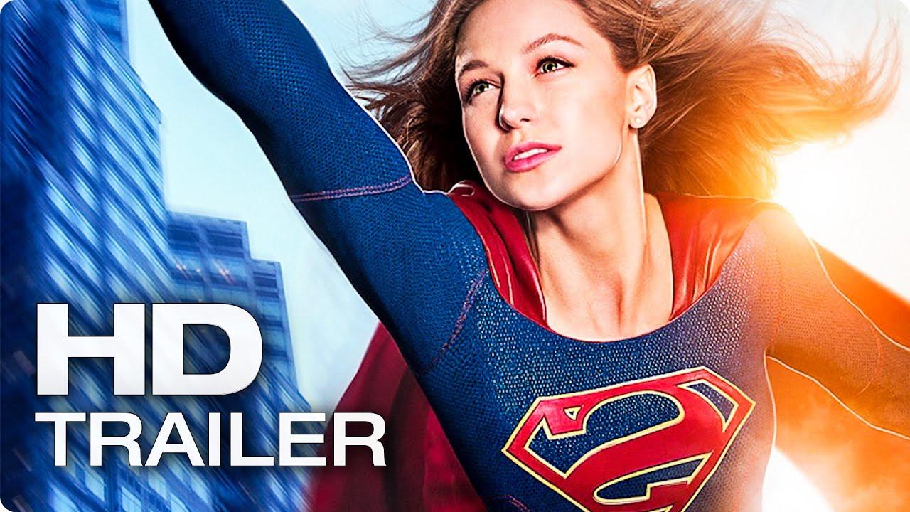 Download SUPERGIRL Official Trailer (2016)