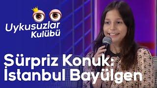 Okan Bayülgen'in sürpriz konuğu İstanbul Bayülgen