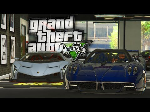 Personal Exotic Car Delivery! - GTA 5 Real Hood Life - Day 58