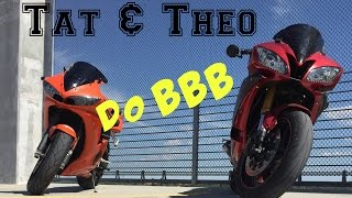 Tat and Theo do BBB: The Meet Up