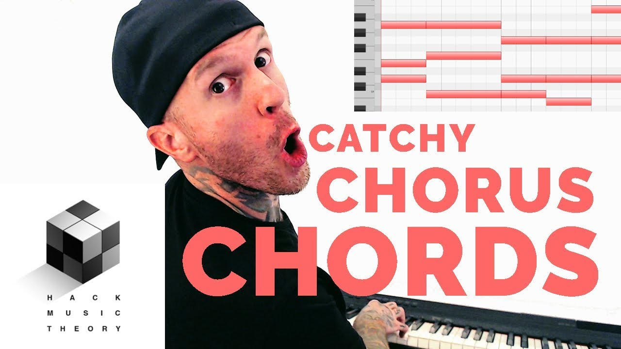 How to Write a Hook - Chord Progression Theory for a Catchy Pop Song Chorus | Hack Music Theory