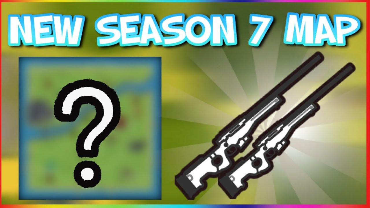 *New* SEASON 7 Map in Surviv.io? | Playing Savannah mode with Snipers {Part 2} Surviv.io