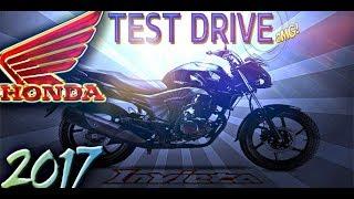 Honda Invicta test drive 2017