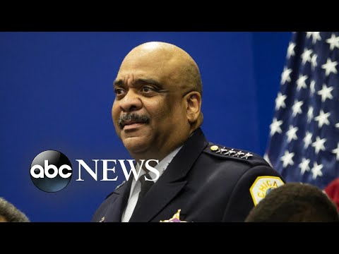 Chicago's Police Superintendent Fired Just Days Before He Was To Retire