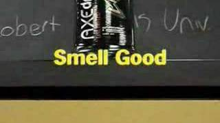 Axe Deodorant Commercial in Brashear