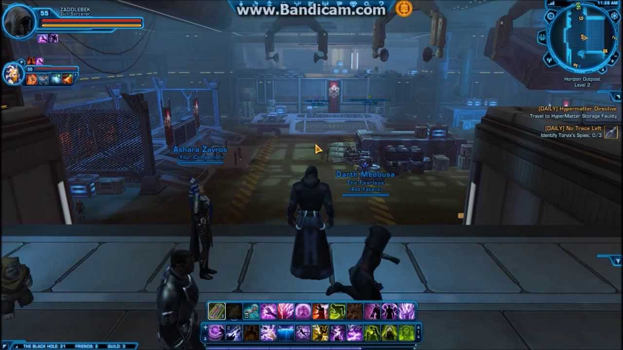SWTOR Black Hole Dailies - Part 2 - Daily: No Trace Left ...