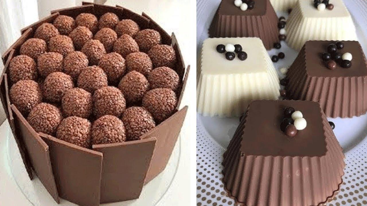 18+ Indulgent Chocolate Cake Recipes | Easy Chocolate Cake Decorating Ideas | Tasty Chocolate Cake