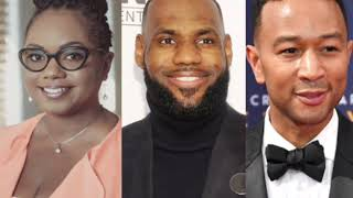 "Lebron James Partners With John Legend And Wendy Calhoun To Bring ""Lean On Me"" To TV"