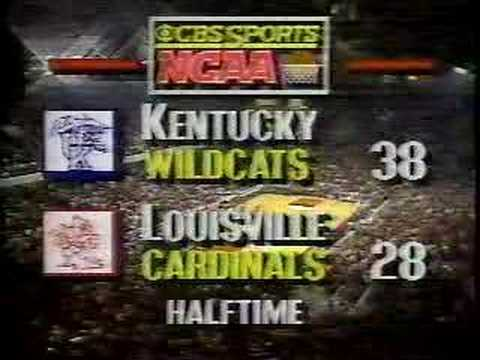 Rex Chapman Highlights 1986 vs. Louisville