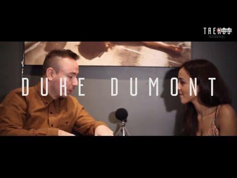 """Duke Dumont : """"Je vais juste collaborer avec des amis"""" (Interview Vostfr + Live in Paris)"""