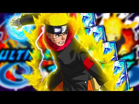 ***HE IS THE NEXT LIMIT BREAK***   Naruto Ultimate Ninja Blazing