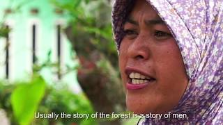Forest Village Hutan Desa In Damaran Baru Village Youtube
