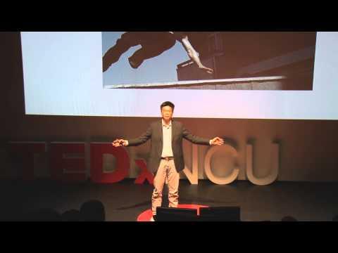 Startup, internship and entrepreneurship: I-Chien Jan(詹益鑑) at TEDxNCU