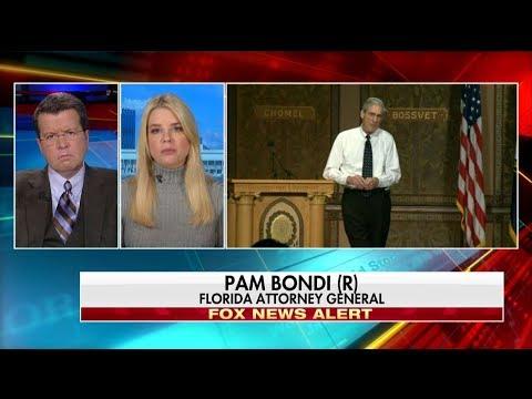 Pam Bondi on Mueller Probe: Scratch Everybody & Start With a Brand-New Team