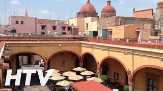 Hotel Quinta Santiago en Querétaro