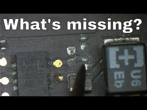 Electronics repair made easy