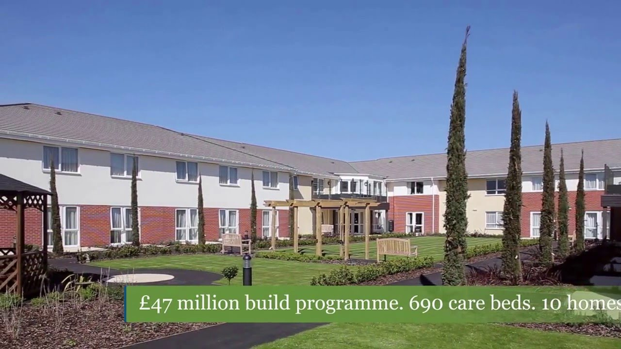Prince George House Care Home Ipswich Suffolk For UK