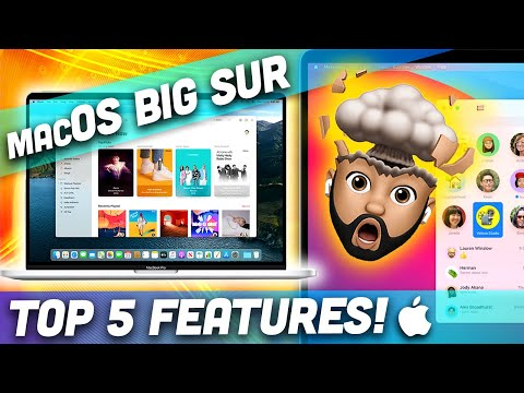 macOS Big Sur Public Beta: Top 5 Features!