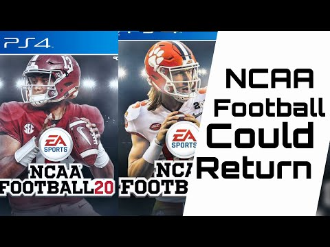 NCAA Football and Basketball Games Could Make a Comeback!