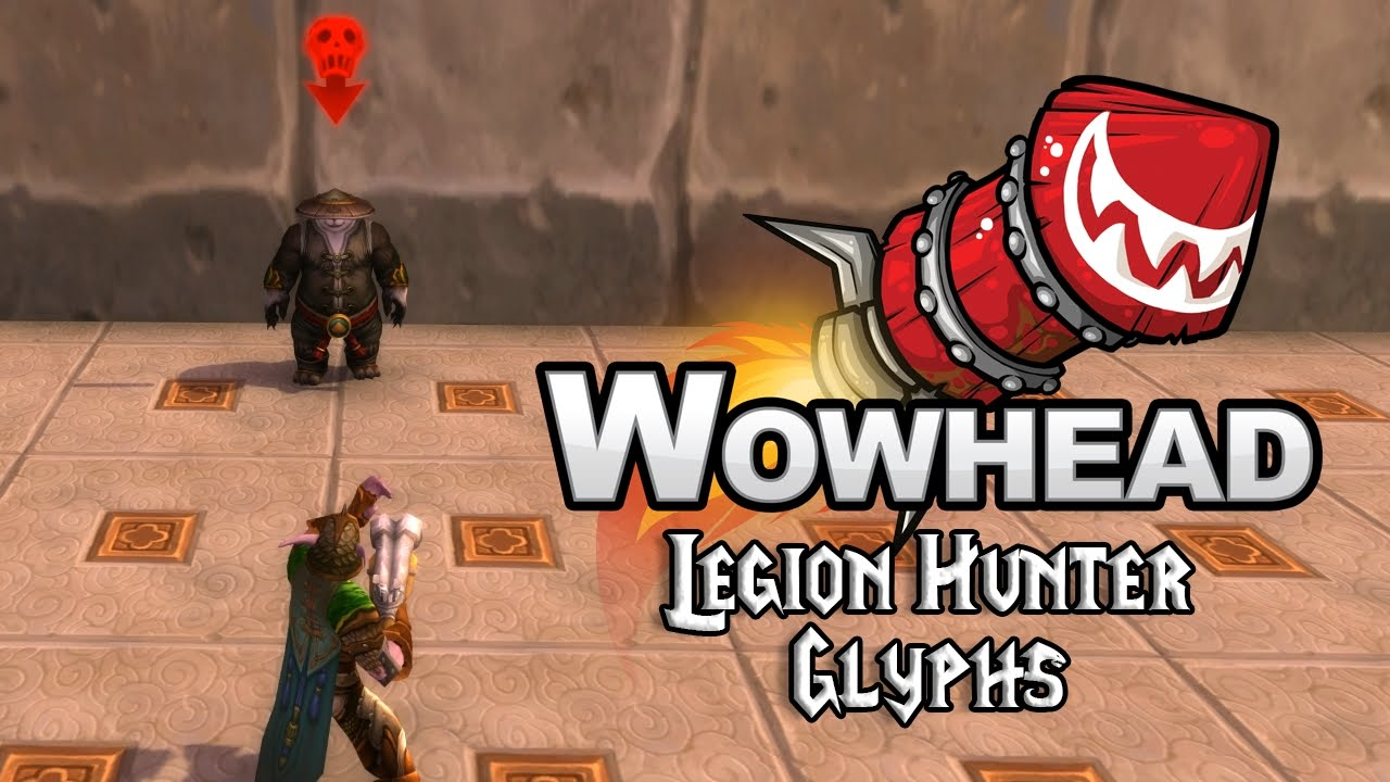 how to add glyphs in legion