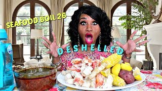Baixar Seafood Boil 26, Deshelled Version, I have an ASMR Channel Now