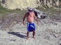 Dancing on a Nude Beach.