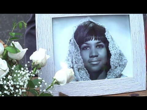 Aretha Franklin, la Reine de la Soul, s