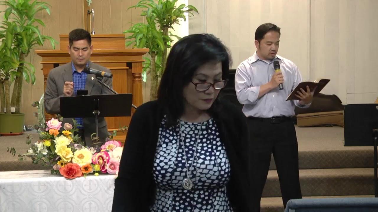 9/25/18 Pastor Joshua Duong - Bộ Xương Khô Được Sống Lại