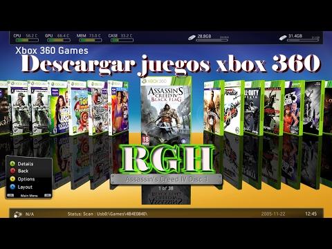 Top 4 Paginas Para Descargar Juegos Para Xbox 360 2017