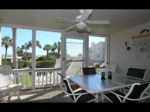 Oceanside Oasis, 59 Beach Club Villa, Isle of Palms, SC 29451
