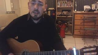phil collins another day in paradise tomtom31dub cover guitare
