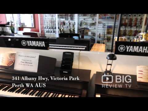 Music Park, a Musical Instrument Store in Perth for Piano or for Guitar