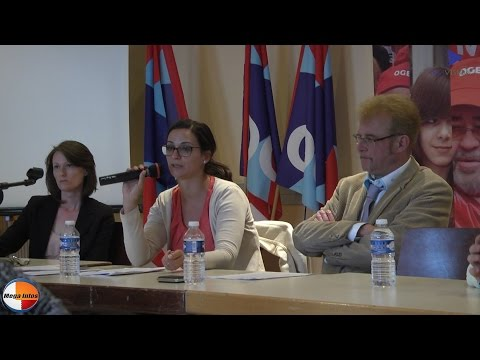ALGRANGE CONFERENCE OGBL DROIT TRAVAIL LUXEMBOURG