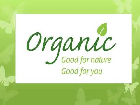 What is organic food