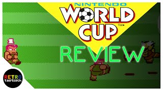 Nintendo World Cup | NES | Review #29