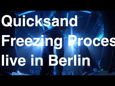 Quicksand played Freezing Process live at SO36 in Berlin 2017