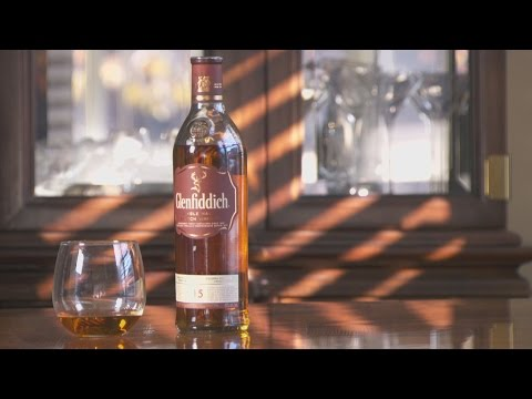 How To Make Glenfiddich Whisky: Daily Planet Goes To Scotland