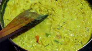 Restaurant Style सेव भाजी ( Sev Bhaji in Milk) Home recipe | Sev ki sabzi