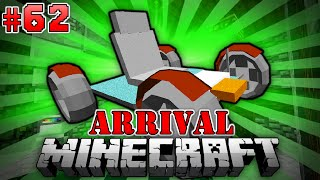 GALAKTISCHER BUGGY - Minecraft Arrival #062 [Deutsch/HD]