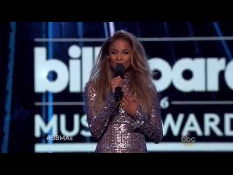 Ciara co-hosting The 2016 Billboard Music Awards