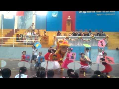 Hội thi Bé vui khỏe cấp Mầm non Thành phố Quy Nhơn 2014