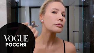 Секреты красоты Елена Летучая показывает как быстро убрать отечность и сделать идеальный тон лица