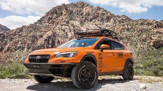 CHOPPED & LIFTED 2019 Subaru Crosstrek Gen 2 | RRW Offroad Bumpers + 15x7 Wheels
