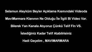 HİLE TOPLAMA KAMPÜSÜ #MAVIMARMARA