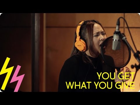 NEW RADICALS - You Get What You Give (Ai dela Cruz Cover)