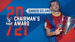 Damien Delaney | The Chairman's Award for Outstanding Contribution