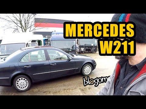 Mercedes E320 W211 2003r. (T#4)