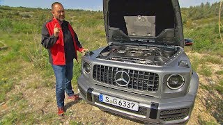 Mercedes G-Class (2019) Full Review – G63 AMG Test