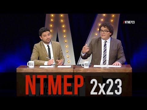 No Te Metas En Política 2x23 | Cañas de After Bite