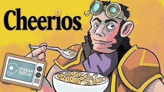 Cheerios in Modern!!!!!